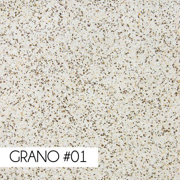 Blanco Jaspe Grano 1