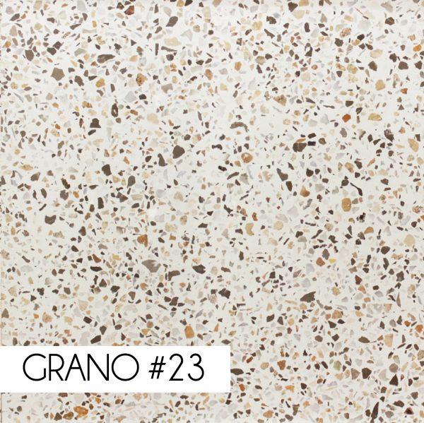 Blanco Jaspe Grano 23
