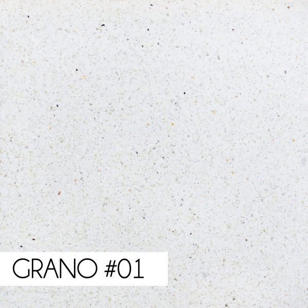 Blanco Onix Grano 1
