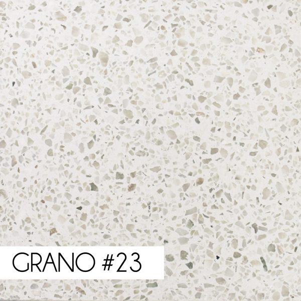 Blanco Onix Grano 23