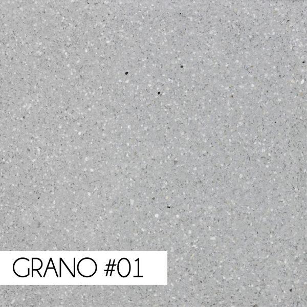 Gris Claro Grano 1