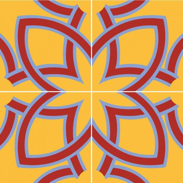 Mosaico Gótico