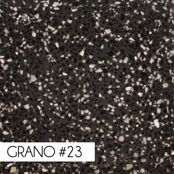 Negro Galaxia Grano 23