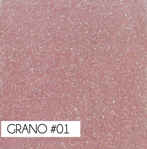 Rosado Barroco Grano 1