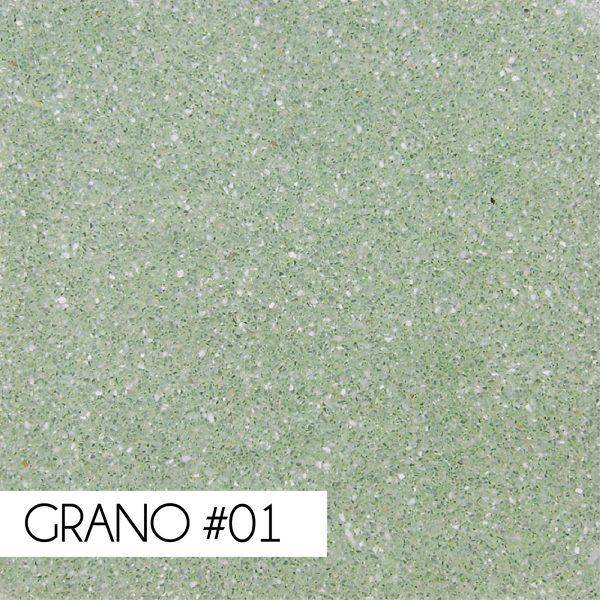 Verde jade Grano 1